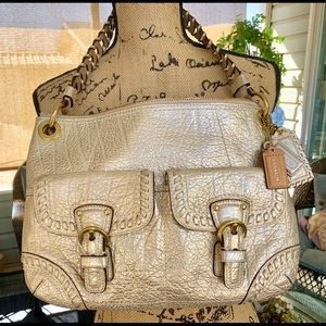 Beautiful Coach bag. Used once.